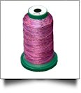 V115 Medley Polyester Embroidery Thread 1000 Meter Spool