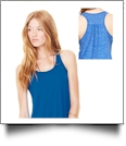 Bella+Canvas Ladies' Flowy Racerback Tank Top Embroidery Blanks