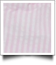 "Seersucker Pre-Cut Fabric 9"" x 55"" Piece For Applique - LIGHT PINK - CLOSEOUT"