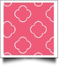 Clover - QuickStitch Embroidery Paper - One 8.5in x 11in Sheet