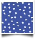 Stars - QuickStitch Embroidery Paper - One 8.5in x 11in Sheet- CLOSEOUT