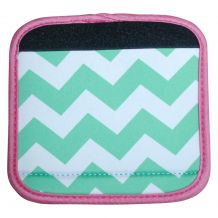 The Coral Palms® Luggage & Sewing Tote Handle Wrap - CHEVRON
