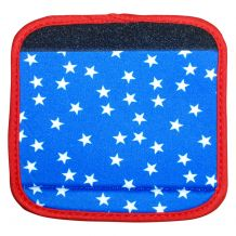 The Coral Palms® Luggage & Sewing Tote Handle Wrap - STARS