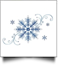 Crystal Snowflakes Embroidery Designs by Amazing Designs on a Multi-Format CD-ROM ADC-268