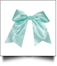 Oversized Cheer Bow - MINT - CLOSEOUT