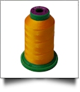 0800 Golden Rod Isacord Embroidery Thread - 1000 Meter Spool