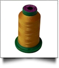 0821 Honey Gold Isacord Embroidery Thread - 1000 Meter Spool