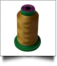 0822 Palomino Isacord Embroidery Thread - 1000 Meter Spool