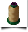 0851 Old Gold Isacord Embroidery Thread - 1000 Meter Spool