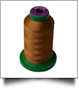 1032 Bronze Isacord Embroidery Thread - 1000 Meter Spool