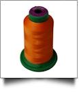 1102 Pumpkin Isacord Embroidery Thread - 1000 Meter Spool