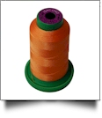 1220 Apricot Isacord Embroidery Thread - 1000 Meter Spool