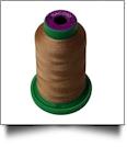 1252 Dark Tan Isacord Embroidery Thread - 1000 Meter Spool