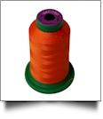1300 Tangerine Isacord Embroidery Thread - 1000 Meter Spool
