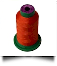 1301 Paprika Isacord Embroidery Thread - 1000 Meter Spool