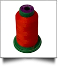 1305 Fox Fire Isacord Embroidery Thread - 1000 Meter Spool