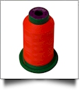 1306 Devil Red Isacord Embroidery Thread - 1000 Meter Spool