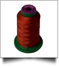 1312 Burnt Orange Isacord Embroidery Thread - 1000 Meter Spool