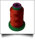 1335 Dark Rust Isacord Embroidery Thread - 1000 Meter Spool
