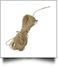 3mm Jute Rope - 30ft Roll