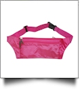 Active Lifestyle Fanny Pack - HOT PINK