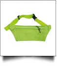 Active Lifestyle Fanny Pack - LIME
