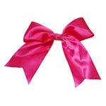 Oversized Cheer-Style Bows