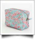 The Floridian Beach Cosmetic Bag - LOVELY LOBSTERS - IRREGULAR