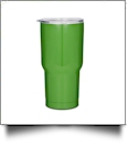30oz Double Wall Stainless Steel Super Tumbler - LIME - CLOSEOUT