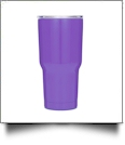30oz Double Wall Stainless Steel Super Tumbler - PURPLE