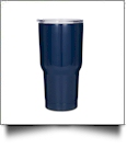 30oz Double Wall Stainless Steel Super Tumbler - BLUE