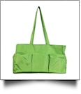 Oversized Craft & Garden Multi-Purpose Carry-All Tote - LIME - CLOSEOUT