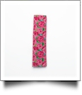 The Floridian Series Popsicle Koozie - RAVISHING ROSES - CLOSEOUT