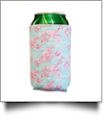 The Floridian Series 12oz Neoprene Can Koozie - LOVELY LOBSTERS