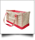 Gameday Ultimate Tailgate & Trivia Night Tote - RED - CLOSEOUT