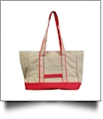 Gameday EasyStitch Insulated Tote Bag - RED - CLOSEOUT