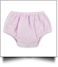 Gingham Diaper Cover - LIGHT PINK