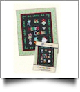 Holly Jolly Christmas Embroidery Designs by Lunch Box Quilts