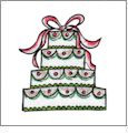 Wedded Bliss Amazing Designs ADC-4J Jumbo Embroidery Designs on CD