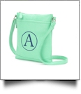 Crossbody Monogrammable Purse - MINT - SPECIAL PURCHASE