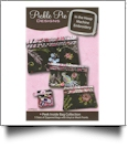 Peek Inside Bags Collection Embroidery Designs on CD-ROM by Pickle Pie Designs