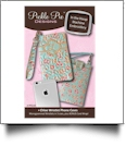 Chloe Wristlet Phone Cases Collection Embroidery Designs on CD-ROM by Pickle Pie Designs