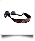 Neoprene Sunglass Retainer Straps - NATURAL CAMO