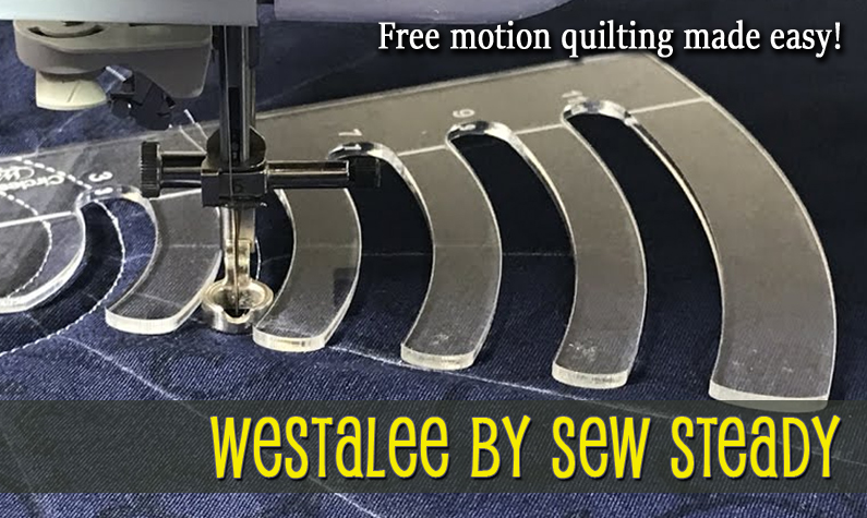 Westalee Free Motion Quilting