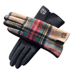Designer-Look Gloves