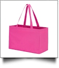 Ultimate Tote Embroidery Blank - HOT PINK