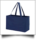 Ultimate Tote Embroidery Blank - NAVY