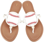 EasyStitch Medallion Sandals