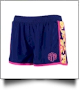 Beach Floral Active Shorts - SPECIAL PURCHASE