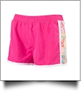 Summer Paisley Active Shorts - CLOSEOUT
